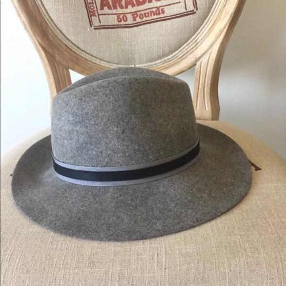 954e1ee459f rag   bone Accessories - Rag   Bone Wool Grey Gray Hat